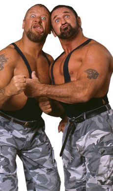 Check out photos from the legendary careers of WWE Hall of Famers The Bushwhackers. Wwf Superstars, Wrestling Superstars, Wrestling Stars, Wrestling Wwe, Sport Icon, Professional Wrestling, Wwe Wrestlers, Funny Pix, Marvel Wallpaper