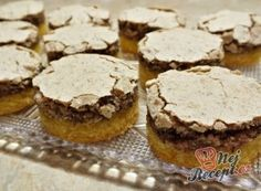 Cookie Desserts, Cookie Recipes, Brownie Cupcakes, Czech Recipes, Christmas Sweets, Waffle Iron, Sweet Tooth, Cheesecake, Good Food