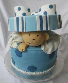 Torta de Baby Shower