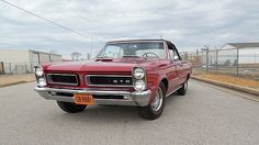 1965 Pontiac GTO Convertible offered for auction #1752375 | Hemmings Motor News