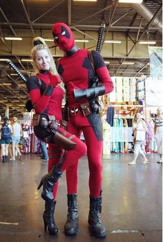 Image result for deadpool costume  sc 1 st  Pinterest & Dead pool - Lovisa D. Cosplay | Pinterest | Dead pool Cosplay and Album