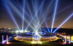 Olympic Stadium Berlin 75 Years by Marcus Klepper on 500px
