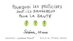**Pourquoi les pesticides sont-ils dangereux pour la santé ?