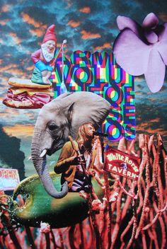 text style ref 1 Photomontage, Digital Collage, Collage Art, Pop Art, Arte Dope, Collage Illustration, Collages, Psychedelic Art, Grafik Design