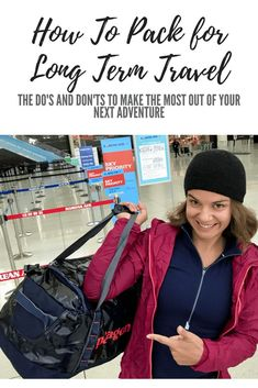 Miles Less Traveled | A Guide To Packing for an Around the World Trip: Exactly What We Brought for Five Months in Three Different Climates