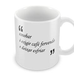 Caneca Personalizada Café Fervendo | Francanecas.com