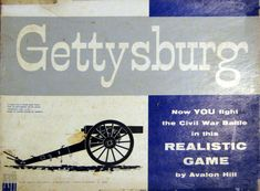 Gettysburg Avalon Hill Killed in Purge