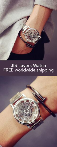 JIS Layers Watch