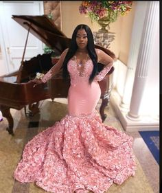 Black Girl Prom Dresses, Senior Prom Dresses, African Prom Dresses, Pretty Prom Dresses, Prom Dresses With Sleeves, Mermaid Prom Dresses, Prom Outfits, Prom Dresses For Teens, Pageant Dresses