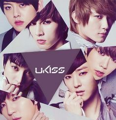 U-KISS ♥ Literally heard them yesterday and I'm getting my stalking on! XD