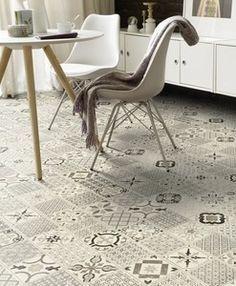 Pvc tegels in combinatie met zachte pastel kleuren creatieve vloeridee n pinterest taupe - Tegels taupe ...