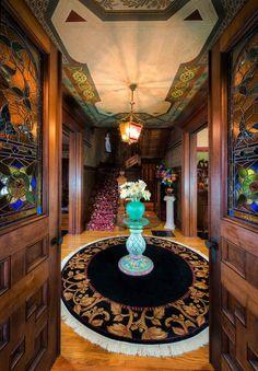 burritt-mansion 1876 Italianate – Weedsport, NY –