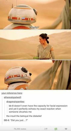is such a sassy little droid Rage Faces, She Wolf, Disney, Star War 3, The Force Is Strong, Star Wars Humor, Love Stars, Geek Out, Obi Wan