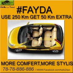 #FAYDA 3 #USE #250Km #GET #50KM #EXTRA #BEST #TAXI #AHMEDABAD #TAXI #PROVIDER #AHMEDABAD #TAXI #OFFER #AHMEDABAD #DISCOUNT #ON #CAR #HIRE #IN #AHMEDABAD #VEHICLE #ON #RENTAL #AHMEDABAD CALL US : 78-78-886-886 #Hello2taxi