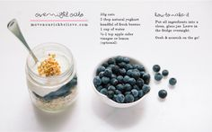 Overnight oats are becoming a go-to breakfast staple for the busy sporty sister. Not only is it 100% healthy, you can prepare it the night before, store it in a cute jar in the fridge overnight, and grab it and go in the morning. The best thing about overnight oats is the versatility factor. You can layer it with oats or quinoa, add your fave fruit, and sprinkle a medley of nuts and seeds on top.