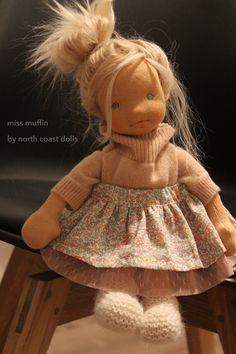 Miss Muffin by North Coast dolls