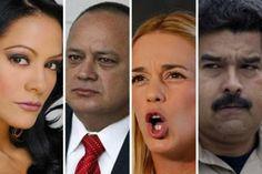 ¡ENTÉRATE! Las palabras de Norkys Batista y Lilian Tintori que amargan a Maduro y Cabello (+Video)