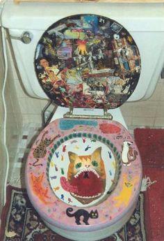 Kitty Toilet... ~D~
