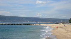 Офицерският плаж във Варна все още с колебливи резултати за чистотата на водата