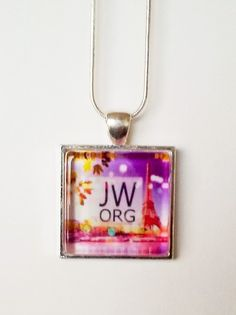 ... gift for jehovah s witnesses jw org paris necklace gift for jehovah
