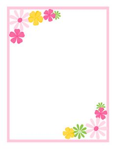Floral Bulletin Board Decorations