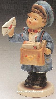 "Hummel Postman (4.5"") $159.20"