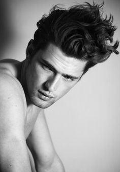 Sean O'Pry by Saverio Cardia for Playing Fashion May 2011 Issue