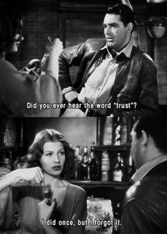 Only Angels Have Wings (1939) Cary Grant and Rita Hayworth in a supporting role
