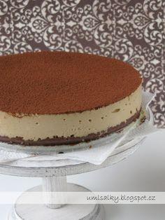 U mlsalky: Tiramisu cheesecake Tiramisu Cheesecake, Cheesecakes, Bon Appetit, Food And Drink, Ethnic Recipes, Kuchen, Cheesecake, Cherry Cheesecake Shooters