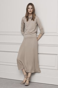 Ralph Lauren Pre-Fall 2016 Fashion Show Collection: See the complete Ralph Lauren Pre-Fall 2016 collection. Look 11 Fall Fashion 2016, Fall Fashion Trends, Fashion Week, Autumn Winter Fashion, Fashion Show, Fashion Design, Fall Winter, Ralph Lauren Style, Ralph Lauren Collection