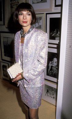 Anna Wintour, 1990
