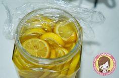 自制檸檬醋