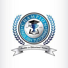 Education logo winner Education Logo Design, Design Services, Education Jobs, Education Quotes, Higher Education, University Style, Logos, Fitness Video, Badge Logo