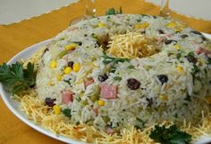 Arroz Risotto, Oven Dishes, Fabulous Foods, Couscous, I Love Food, Pesto, Entrees, Breakfast Recipes, Food And Drink