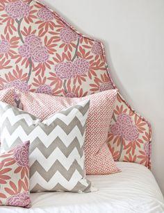 i love pinks and greys