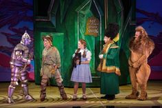 Danielle Bowen stars as Dorothy in the St. Wizard Of Oz Musical, Yellow Brick Road, The St, St Louis, Musicals, It Cast, Painting, Watch, Art