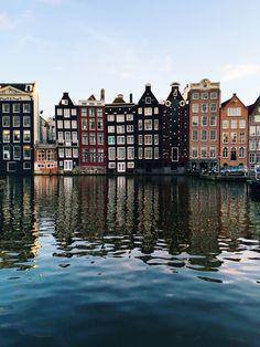 Amsterdam / photo by Tilo Hensel