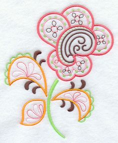 Machine Embroidery Designs at Embroidery Library! - Color Change - D5780