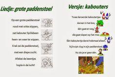 welkom in de Julesklas: THEMA KABOUTERS Spelling, School, Creative, Board, Toddler Activities, Elves, Sign, Planks