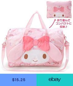 My melody shoulder bag travelling bag fold handbag Luggage Bag big spare  easy 084baf54c0