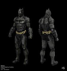 DC prime Batman action that I worked on finally revealed! Batman Armor, Batman Suit, Im Batman, Superman, Batman Universe, Dc Universe, Armadura Do Batman, Foto Batman, Batman Concept