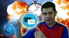 Neste vídeo vamos aprender como utilizar o recurso de mensagens autodestrutivas do Messenger do Facebook. acesse: www.canalforadoar.com