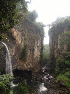 Cascada en Veracruz  Hermosa !!