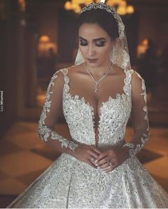 Beaded Haute Couture Wedding Like This Can Be Very Expensive For Some Brides If You Have Fashion Taste But A Lower Budget And Not