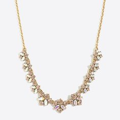 Crew Factory for the Crystal bee necklace for Women. Find the best selection of Women Jewelry available in-stores and online. J Crew Necklace, Bee Necklace, Crystal Necklace, Gold Necklace, Bee Jewelry, Jewelry Necklaces, Stone Jewelry, Discount Mens Clothing, J Crew Style