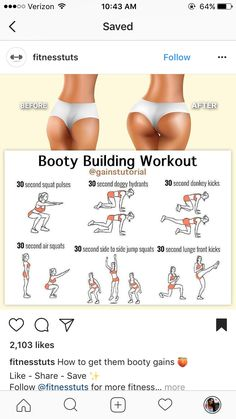 Fitness goals, fitness workouts, butt workout, at home workouts, fitness di Fitness Workouts, Summer Body Workouts, Fitness Motivation, Fitness Workout For Women, Fitness Goals, Abs On Fire Workout, At Home Workout Plan, Butt Workout, At Home Workouts
