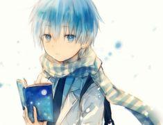 ●_● from the story kuroko and trap! (akakuro) by lan_kelvin with reads. Anime Chibi, Anime Kawaii, Loli Kawaii, Anime Manga, Anime Art, Hot Anime Guys, Cute Anime Boy, Kaito Shion, Nagisa Shiota