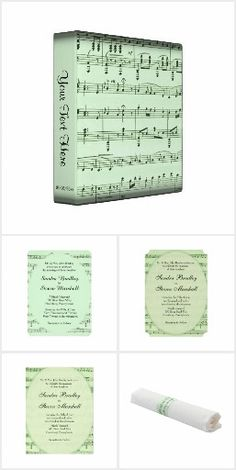 Sheet Music Wedding