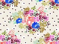 Pattern - Floral – - Emily Isabella