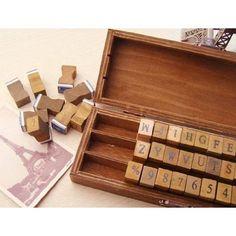 7 regalos creativos para almas Hand Made :) ¿Quieres verlos?  http://www.mbfestudio.com/2015/12/regalos-creativos-para-almas-hand-made.html #crafts #handmade #gift #regalo #artesania #sellos #abecedario #numeros #stamp